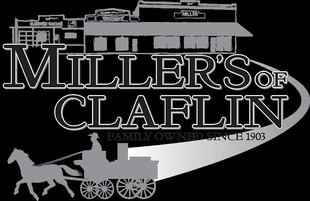 Millers Of Claflin Logo